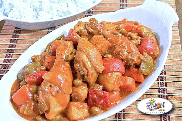 Chicken Caldereta Recipe