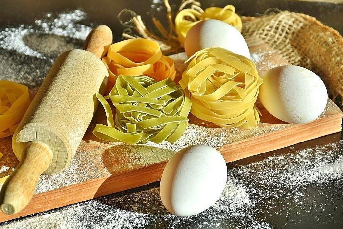 Fresh Egg Pasta Noodles