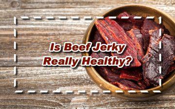 Healthy Beef Jerky