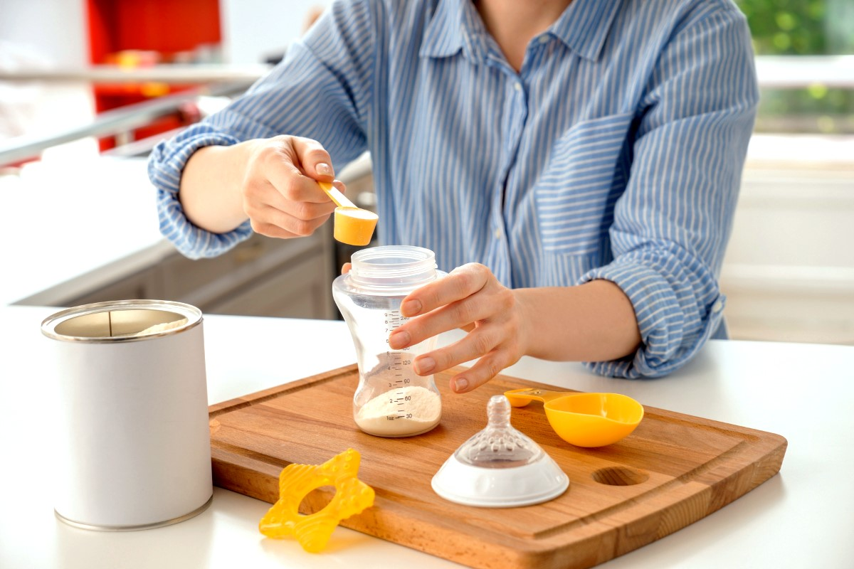 Your Guide To Baby Formula