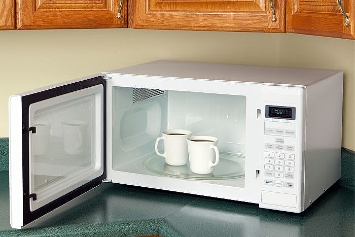 Do not Microwave your Coffee