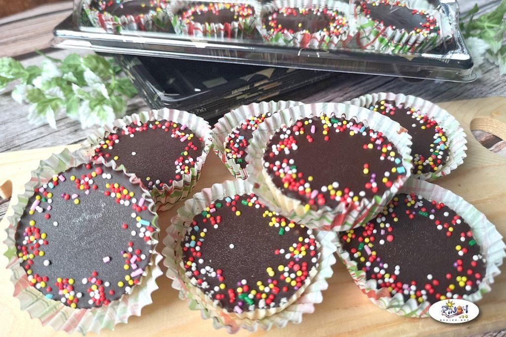 Polvoron Cupcakes Recipe