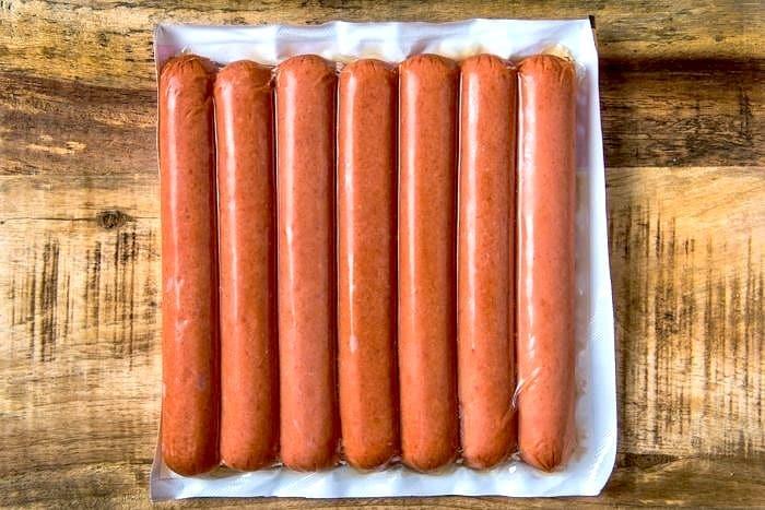 prepare Hot dogs