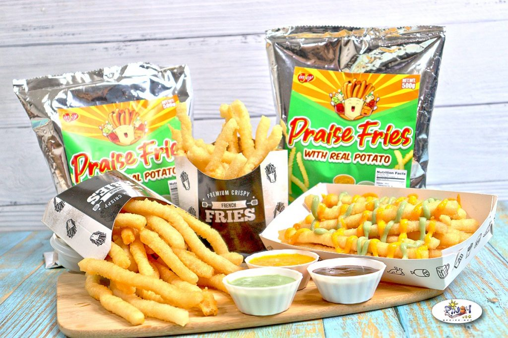 inJoy French Fries Recipe