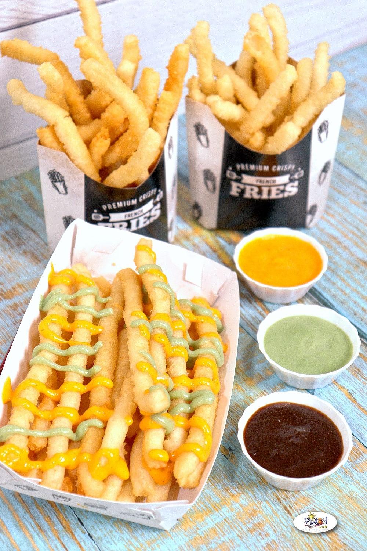 French Fries na Pang Negosyo mula sa inJoy